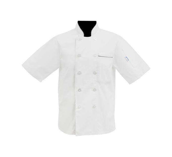 BAKERS & CHEFS Meduim Chef Jacket White