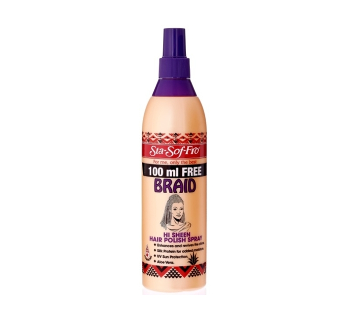 STA SOF Hair Sheen Hair Polish Spray (1 x 350ml)