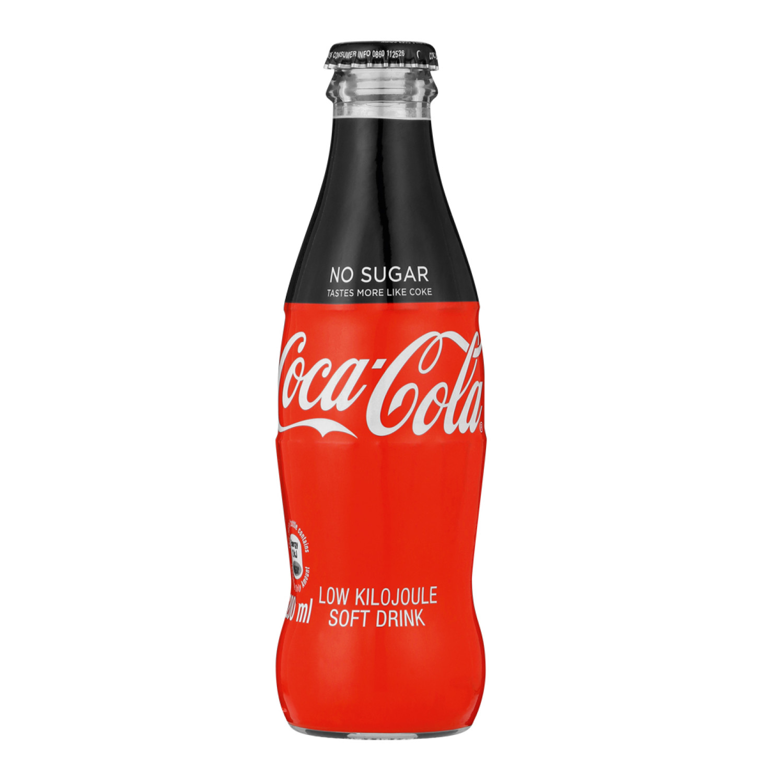 Coca Cola Zero (24 x 200ml)