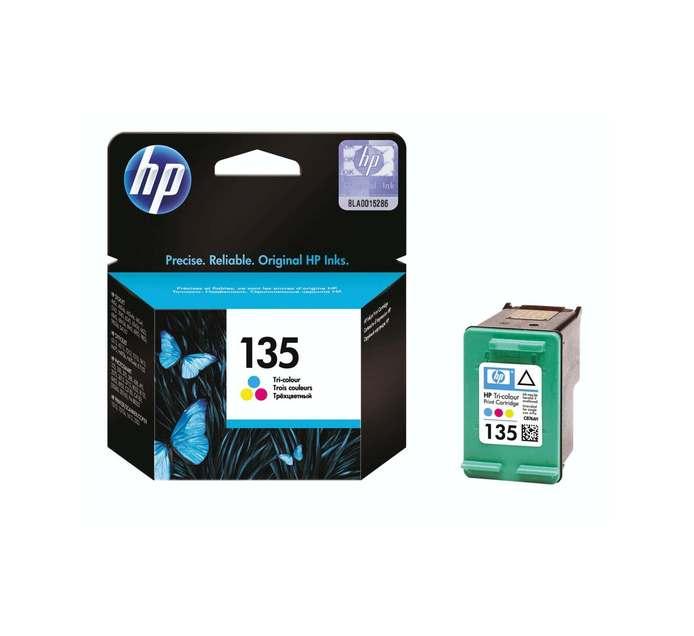 HP 135 Tri-Colour Ink Cartridge