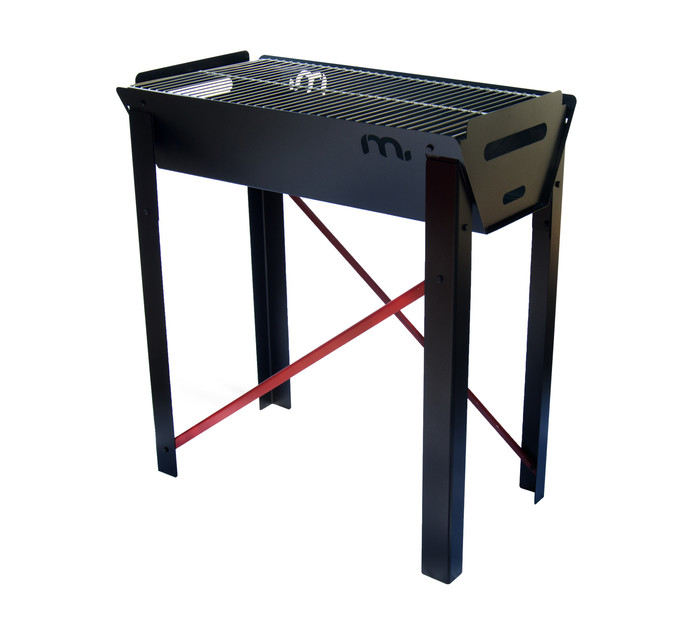 MEGAMASTER 700 Anchor Freestanding Charcoal Braai