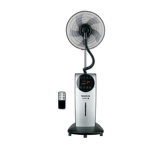 "Fan Mist 3 Speed Plastic White 40cm 90W ""Ventilateur Brumisateur"""