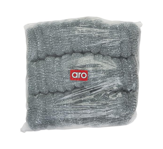 ARO Pot Scourers Double Tie (1 x 36's)
