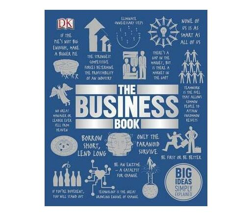 The Business Book : Big Ideas Simply Explained