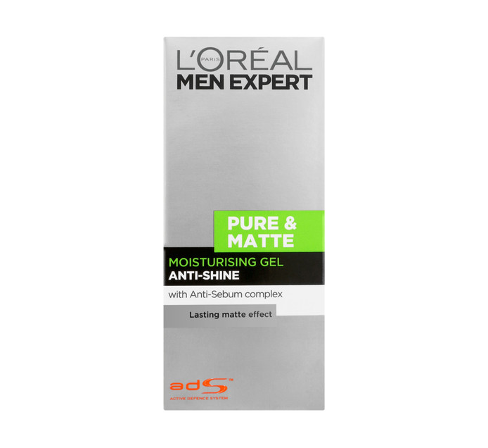 MEN EXPERT Men Pure And Matt Cream (1 x 50ml)