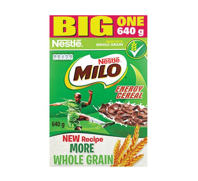 NESTLE Milo Cereal (1 x 640g)