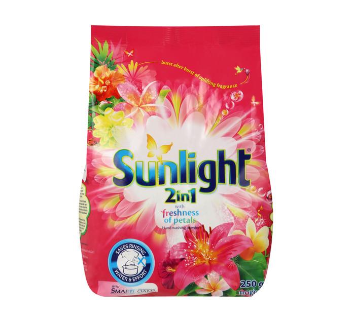SUNLIGHT 60 x 250g Washing Powder