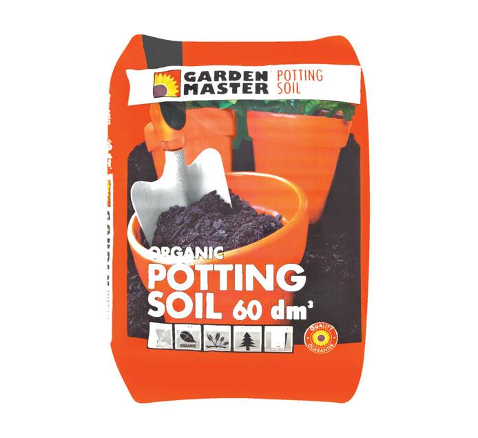 GARDENMASTER 60dm Potting Soil