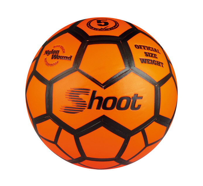 SHOOT Size: 5 Laminated Soccerball