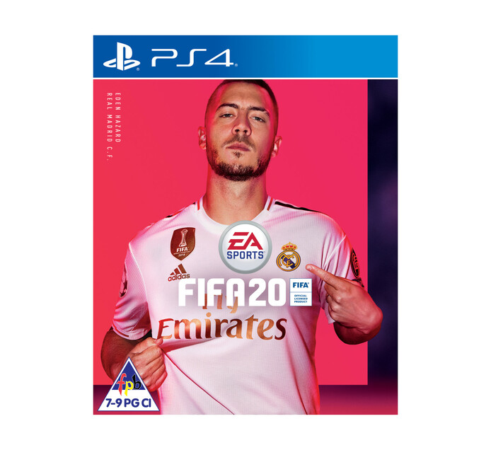 PS4 Fifa 20 (Available 27 09 2019)