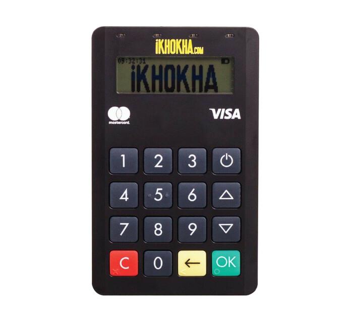 iKhokha Mover Lite Black
