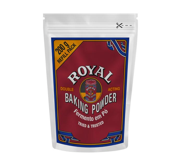 ROYAL Baking Powder Refilll (1 x 200g)