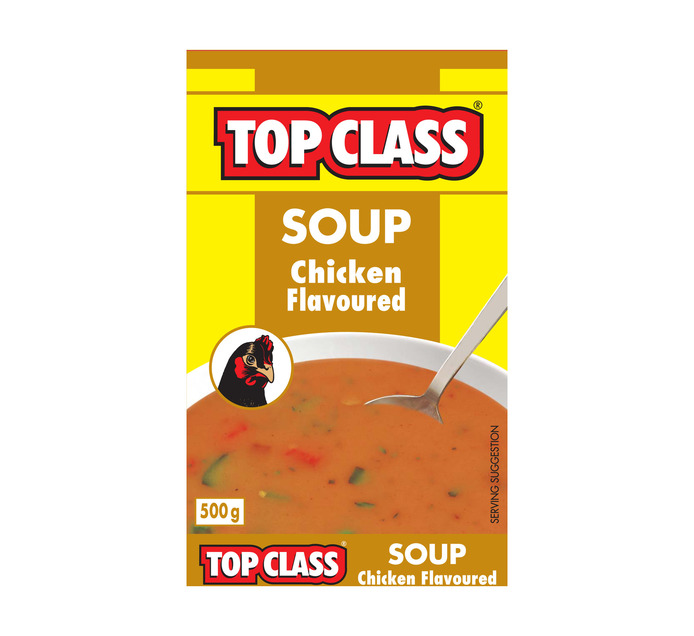 TOP CLASS Soup Chicken (5 x 500g)