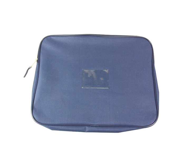 KENZEL A4 Book Bag Without Handle Navy Blue Each