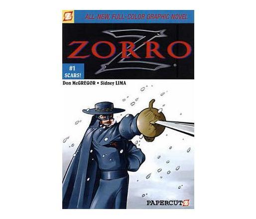 Zorro #1 : Scars!