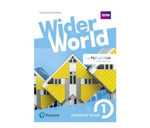 Wider World 1 Students' Book with MyEnglishLab Pack