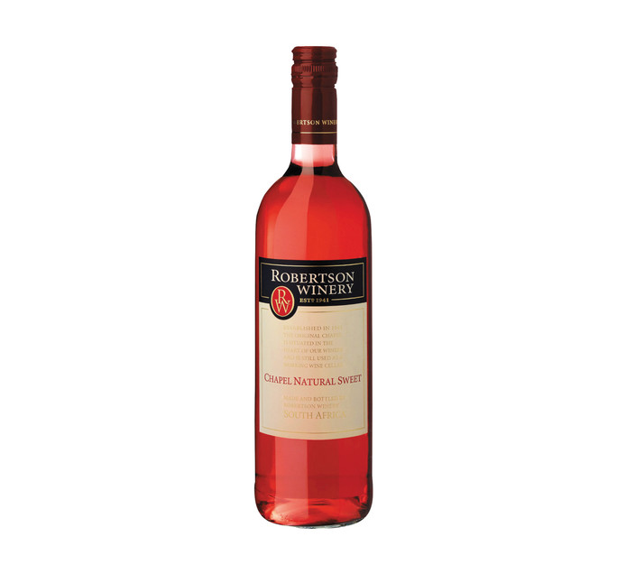 ROBERTSON Chapel Sweet Rose (1 x 750ml)