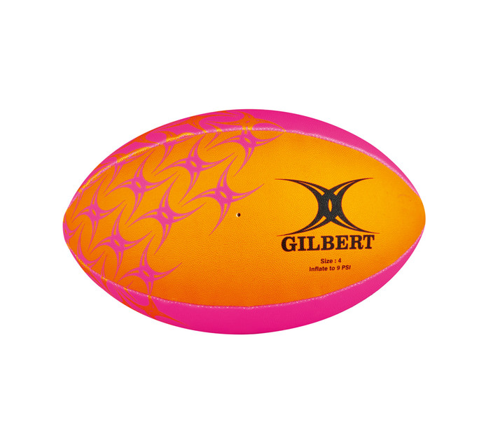 GILBERT Size: 4 Attack Rugby Ball