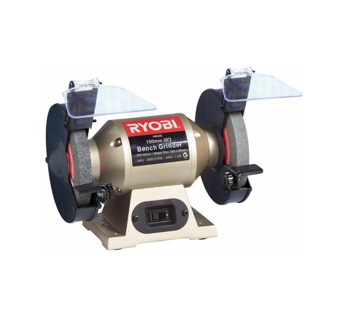 RYOBI 220 W Bench Grinder