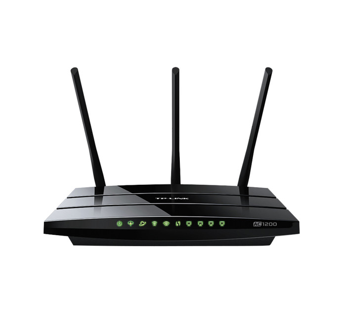 TPLINK ARCHER AC 1200 DUAL BAND ROUTER