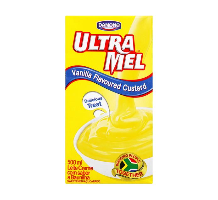DANONE Ultramel Vanilla Custard (1 x 500ml)