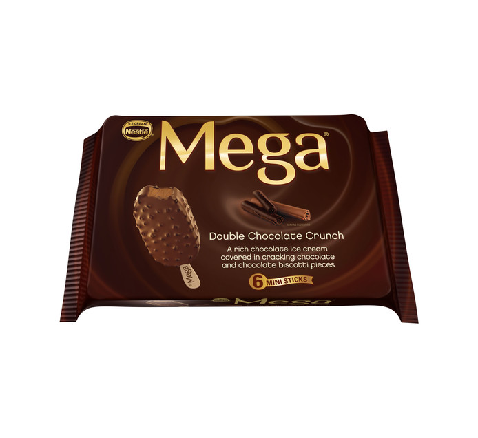 MEGA Ice Cream Multipack (All variants) (6 x 60ml)