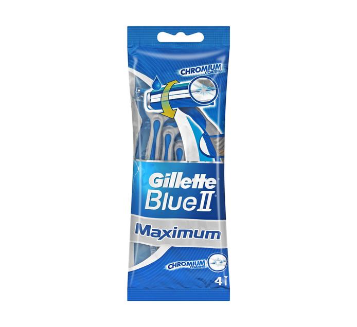 GILLETTE 1 x 4's BL II Max Disp Handle