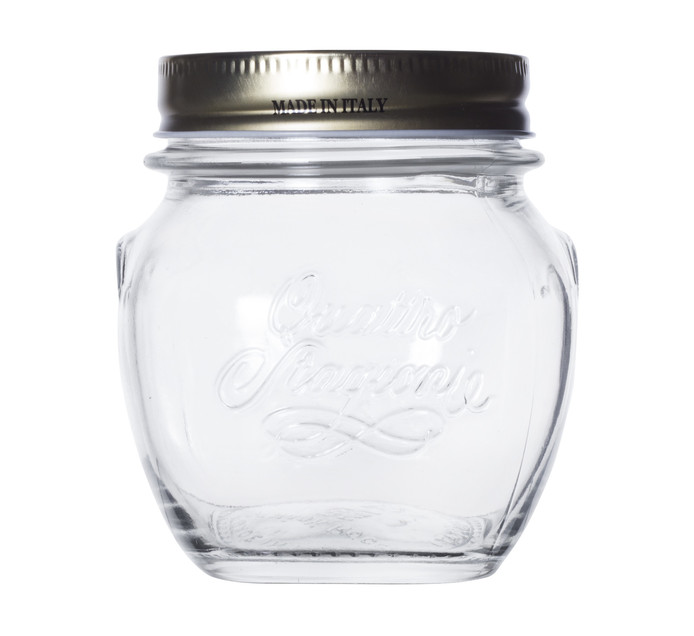 BORMIOLI ROCCO 0.3l Quattro Stag Jar