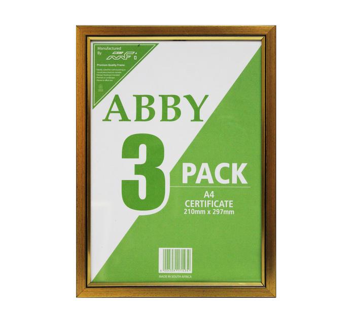 d4a6910c83e0 210 mm x 297 mm Abby Frame