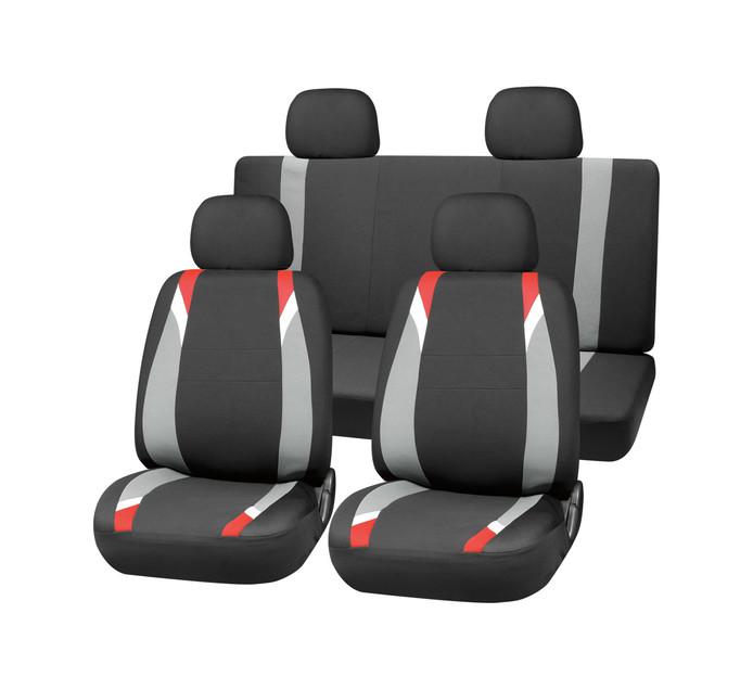 GLADIATOR 8 Piece Monte Carlo Car Seat Cover