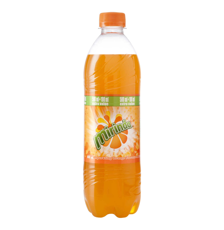 Mirinda Cold Drink Orange (12 x 600ml)