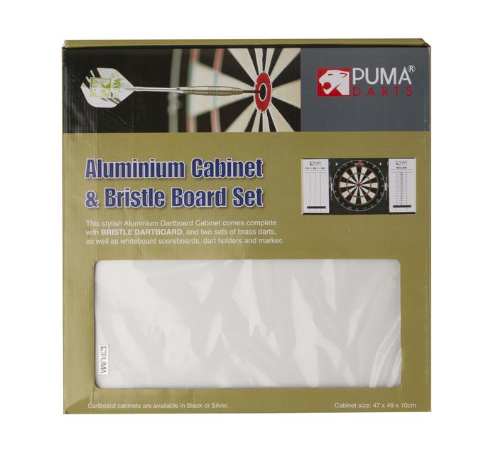 PUMA Aluminium Cabinet Set