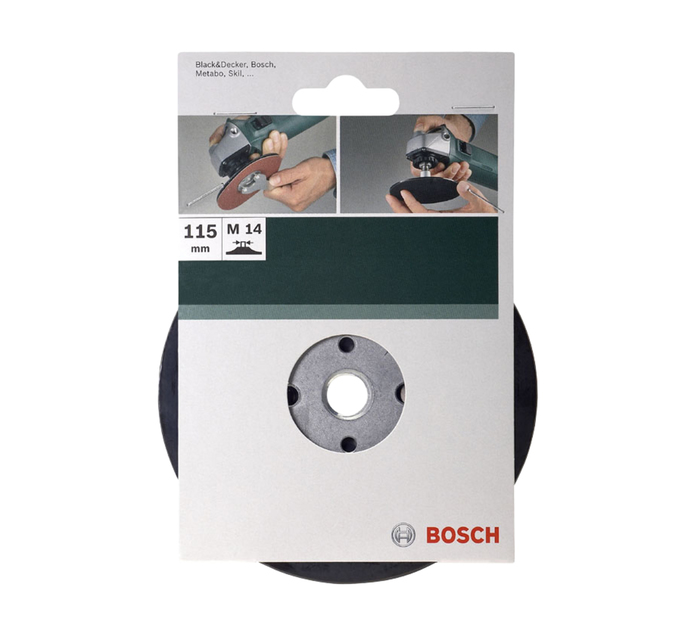 BOSCH 115MM Angle Grinder Backing Pad