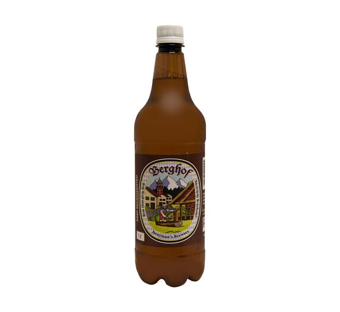 BERGHOF Das Gesellige Bier (1 x 1L)