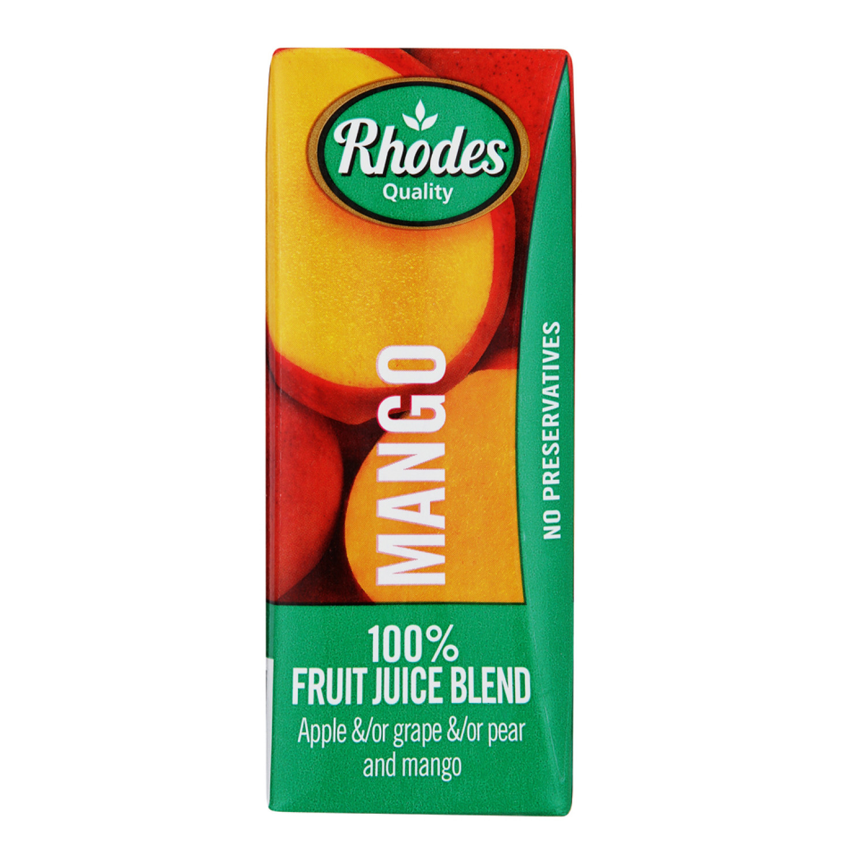 Rhodes Mango (24 x 200ml)
