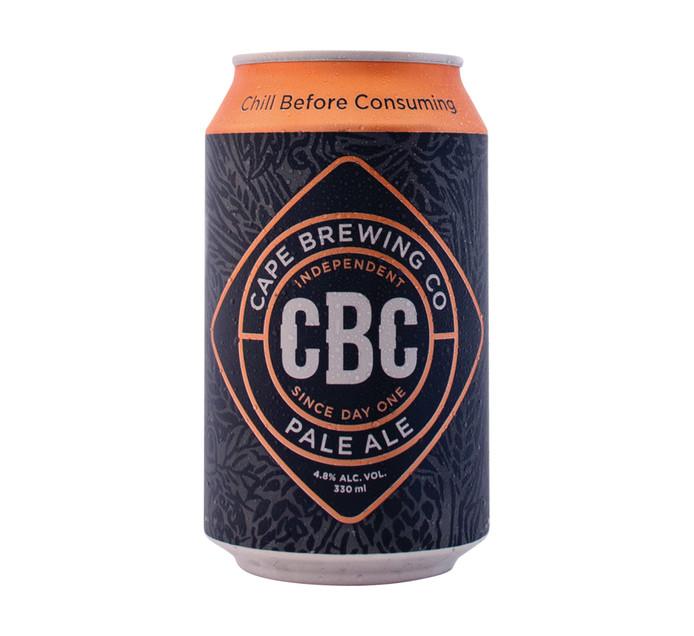 CBC Premium Local Craft Pale Ale Can (1 x 330ml)