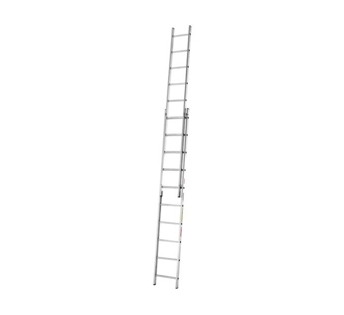 GRAVITY ALUMINIUM 5.4M EXTENSION LADDER