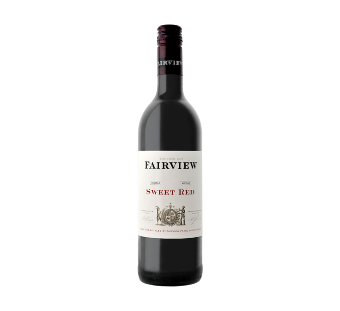 FAIRVIEW Sweet Red (1 x 750ml)