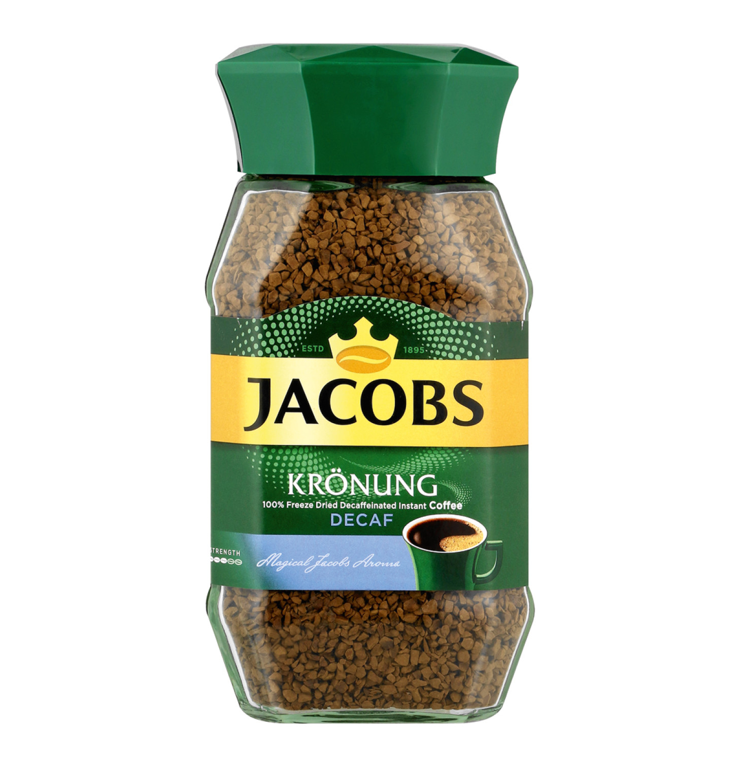 Jacobs Kronung Decaff Night & Day (1 x 200g)