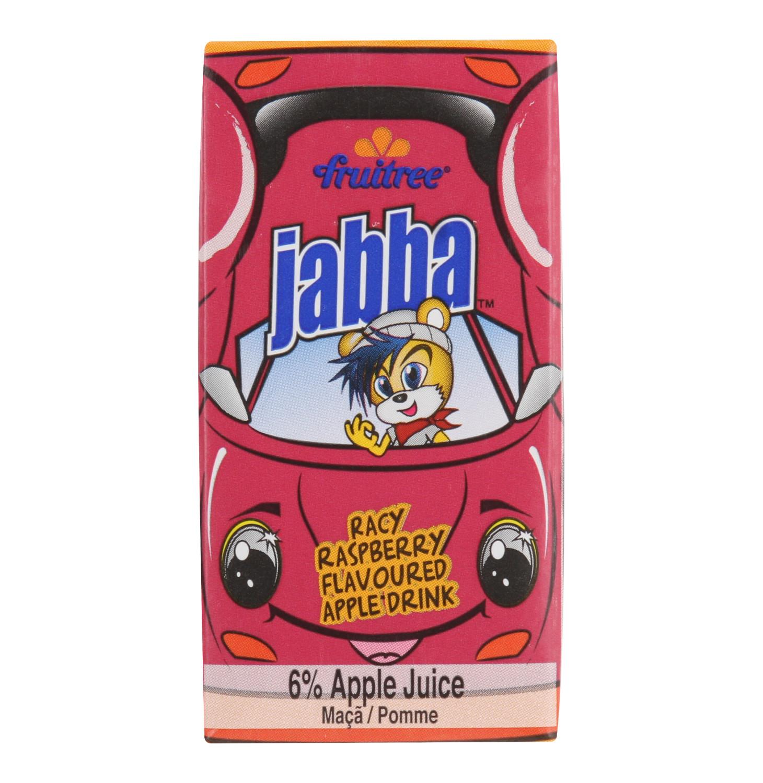 Fruitree Jabba Juice Raspberry (3 x 160ml)