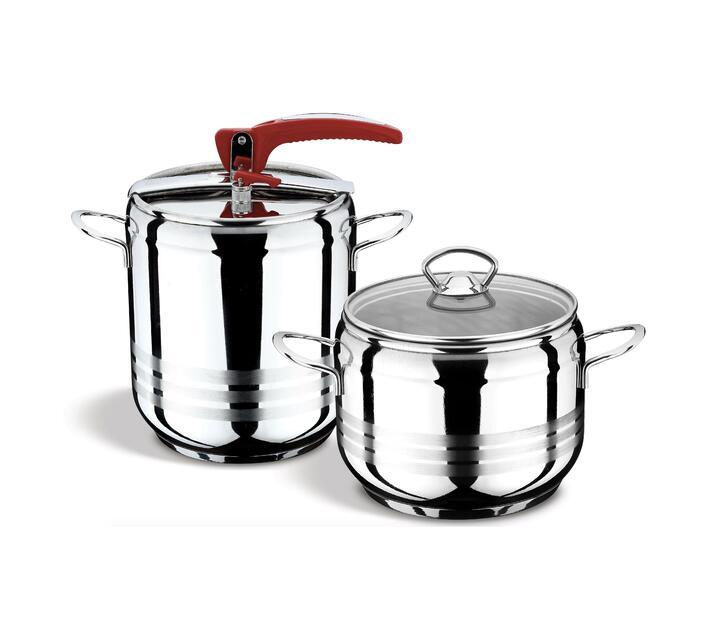 Mini cooker set