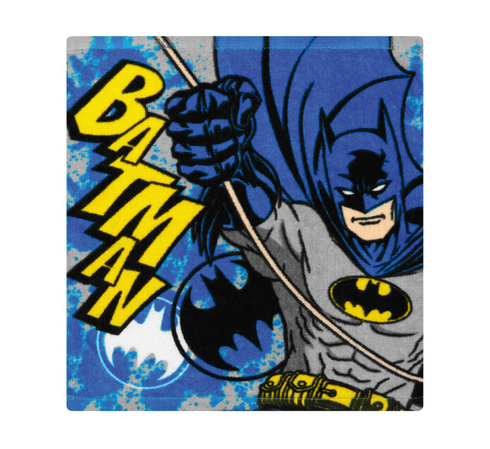 BATMAN FACE CLOTH