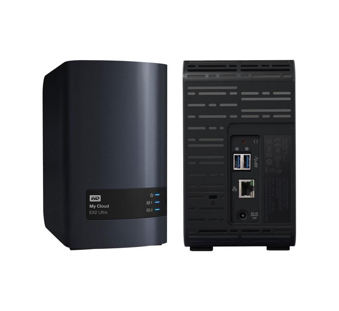 WESTERN DIGITAL My Cloud Expert Series EX2 Ultra Network Storage