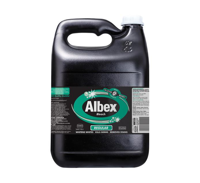 ALBEX Bleach All Variants (1 x 5L)