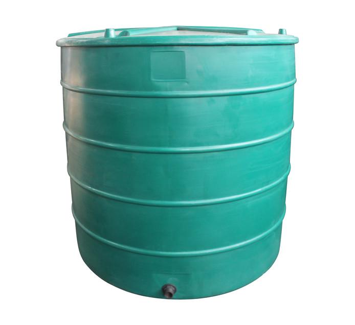 PIONEER PLASTICS 5000L WATER TANK GREEN