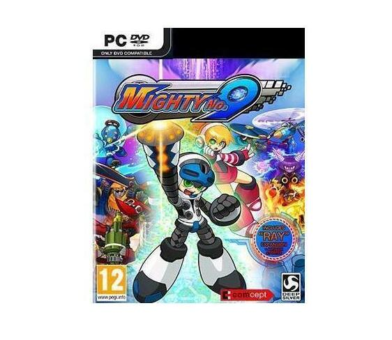 PC DVD Mighty No. 9