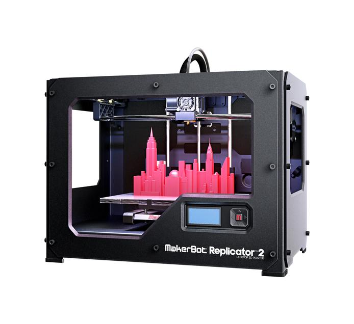 MAKERBOT Replicator 2 - Desktop 3D Printer