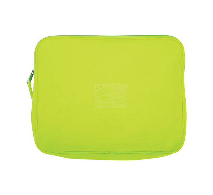 KENZEL A4  Book Bag without Handle Neon Green