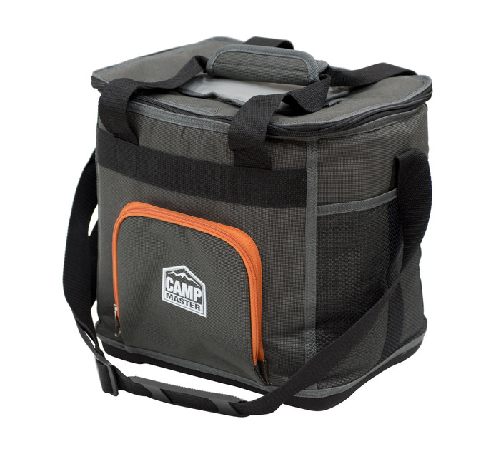 184b5a34dd3 CAMPMASTER 24 Can Deluxe Soft Cooler Bag