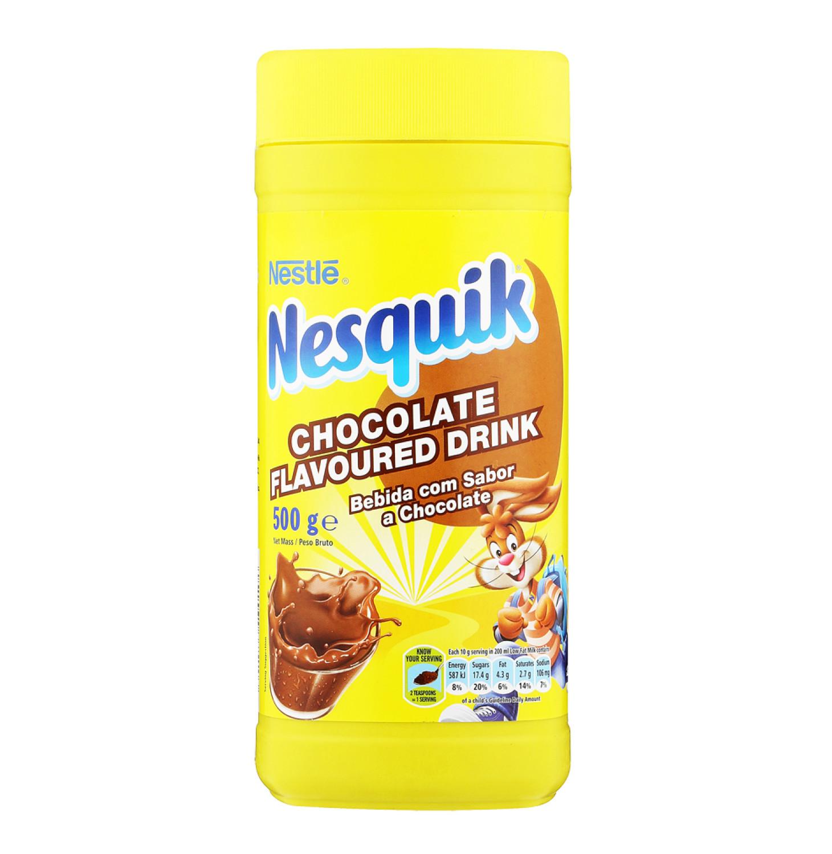 Nestle Nesquik Chocolate (1 x 500g)